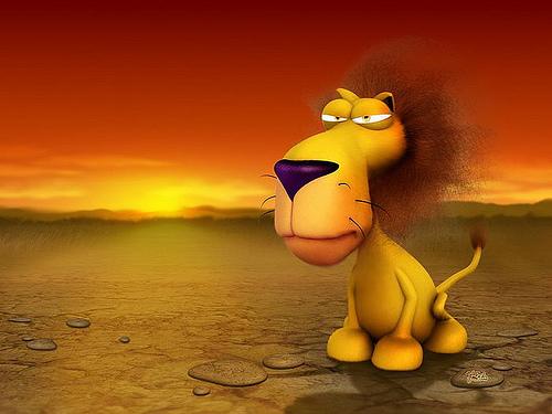 lion   5602